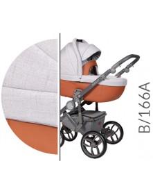 Baby Merc Wózek Bebello 3w1
