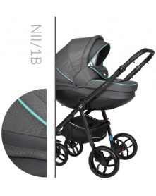Baby Merc Wózek wielofunkcyjny Neo 2 3w1