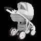 Adamex Wózek Wielofunkcyjny 2w1 Barletta Delux Carbon 19 S