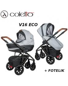 Coletto Wózek wielofunkcyjny Verona Eco 2w1