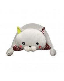 Baby Ono Przytulanka dla niemowląt - poduszka CAT BRUNO C-MORE COLLECTION 0m+ 643