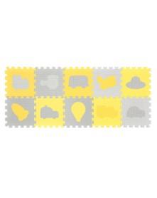 Baby Ono Puzzle piankowe 10szt Pojazdy 6m+ 394/01