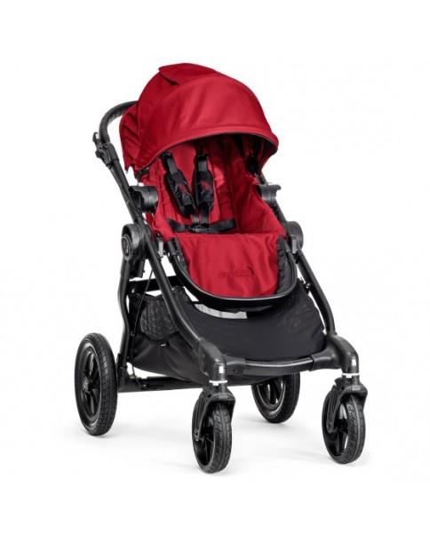 Baby joggerwózek wielofunkcyjny City Mini Select Red