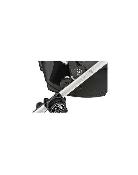 Baby joggerwózek wielofunkcyjny City Mini Select Adaptery maxi cosi
