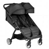 Baby Jogger Wózek Wielofunkcyjny City Tour 2 Podwójny Czarny
