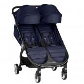 Baby Jogger Wózek Wielofunkcyjny City Tour 2 Podwójny Niebieski