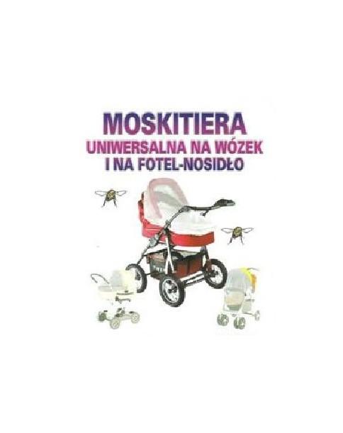 Jacuś Moskitiera do wózka uniwersalna