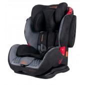 Coletto Fotelik Samochodowy Sportivo 9-36 kg Grey-Black