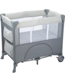 Safety 1st łóżeczko turystyczne Mini Dreams Warm Gray