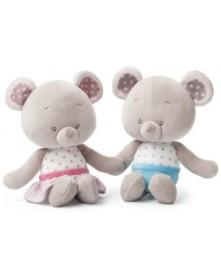 Baby Ono przytulanka dla niemowląt BEAR SUZIE&TONY 1227 1228