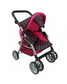 Eurobaby Wózek dla lalek 9352 M1308