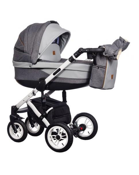 Paradise Baby wózek wielofunkcyjny Euforia Comfort Line 3w1 100