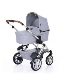 ABC Design wózek wielofunkcyjny Salsa 4 Air 2w1 Graphite Grey