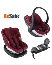 Be safe modular i-size 3w1 Burgund melange