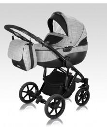 Milu Kids wózek wielofunkcyjny Castello FOREVER 2w1/3w1