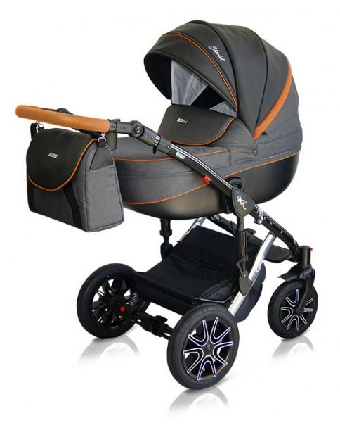 Milu Kids wózek wielofunkcyjny Starlet Chrom ST-26