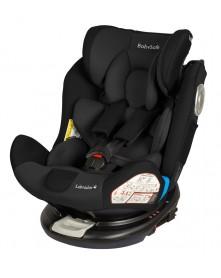 BabySafe fotelik samochodowy Labrador Black