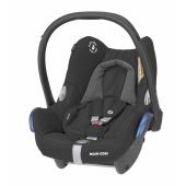 Maxi-Cosi fotelik samochodowy CabrioFix Essential black
