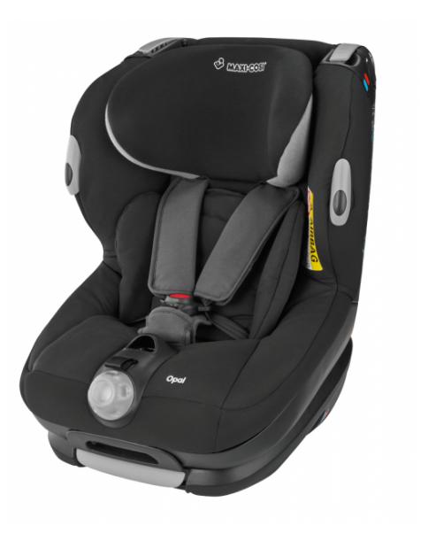 Maxi-Cosi fotelik samochodowy OPAL  Total black