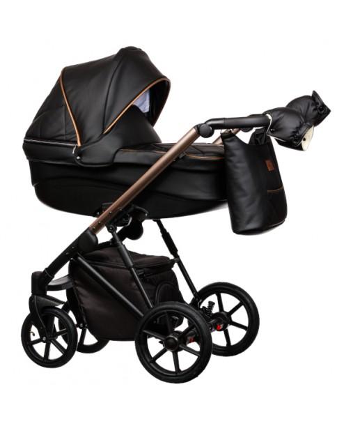 Paradise Baby wózek wielofunkcyjn FX10  CZARNA EKO