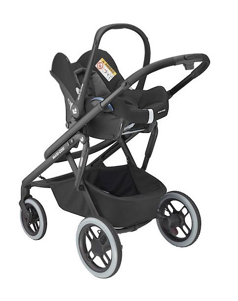 Maxi-Cosi wózek Lila XP Cabriofix Essential Black