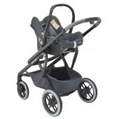 Maxi-Cosi wózek Lila XP Cabriofix Essential Graphite