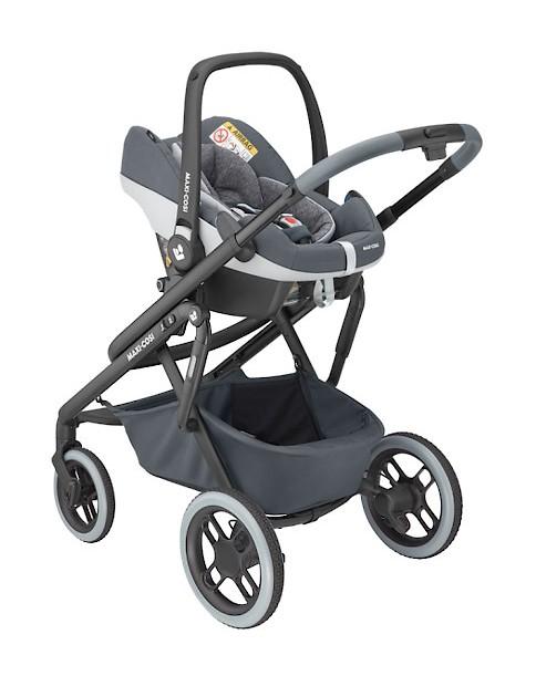 Maxi-Cosi wózek Lila XP Pebble Pro Essential Graphite