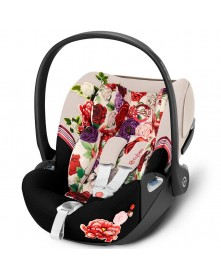 Cybex Cloud Z Fashion Collection SPRINGBLOSSOM