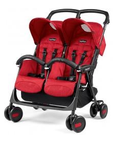 Peg-Perego bliźniaczy wózek spacerowy  ARIA Shopper Twin