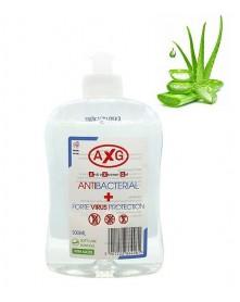 AXG żel antybakteryjny z Aloesem 500ml
