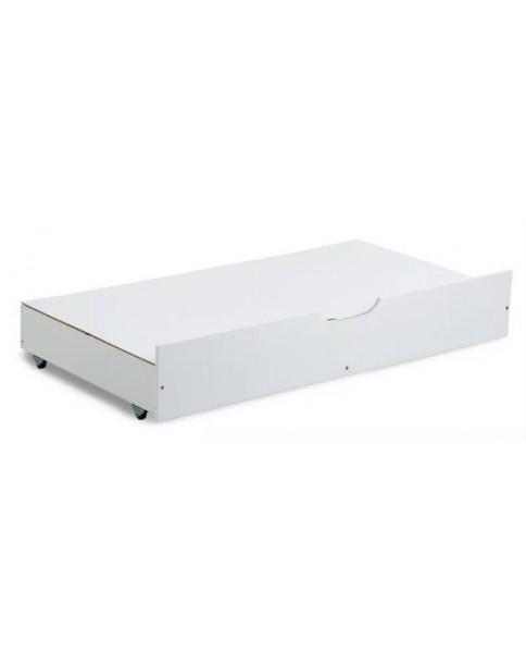Klupś pojemnik na pościel Marsell biały 120x60cm