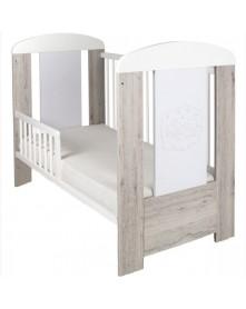 Drewex łóżeczko / tapczanik Miś Cortona Comfort 120x60 cm