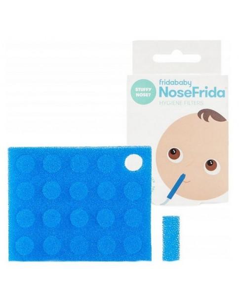 Wymienne filtry higieniczne NoseFrida 20 szt