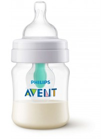 Avent Butelka Anti-colic 125ml z nakładką Air Free™ SCF810/14