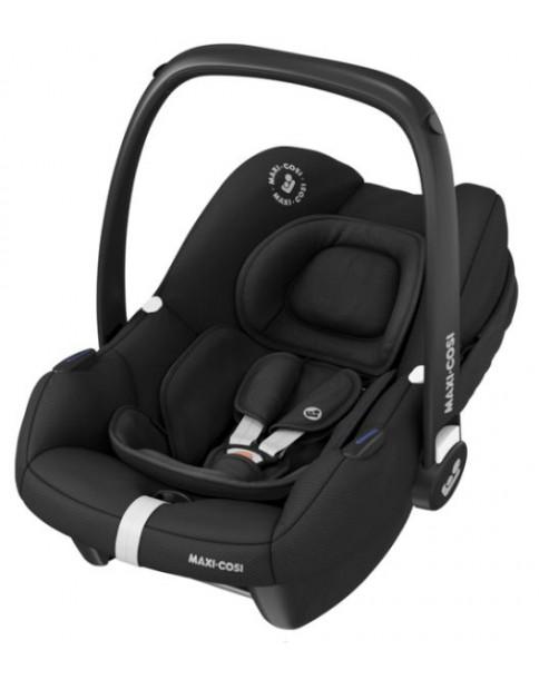 Maxi-Maxi-Cosi fotelik samochodowy Tinca 45-75cm Essential Black