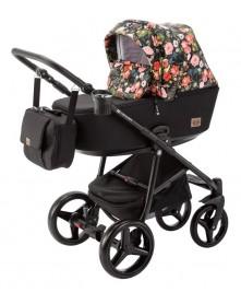 Adamex wózek wilofunkcyjny Reggio Flowers Collection 2w1