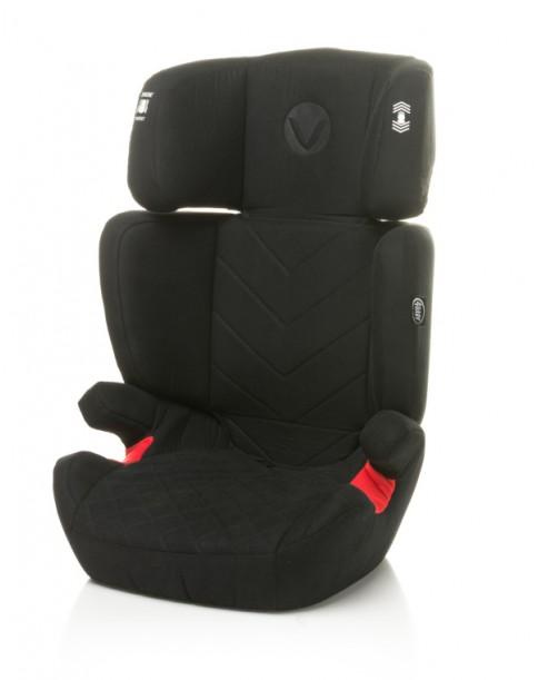 4Baby fotelik samochodowy Vito 15-36kg Black