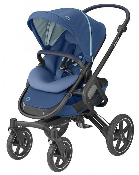 Maxi-Cosi wózek spacerowy 4 kołowy Essential Blue
