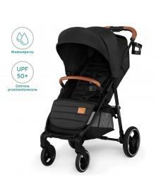 Kinderkraft wózek spacerowy GRANDE LX Black