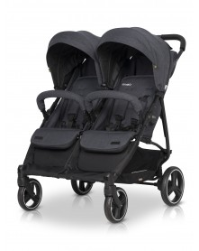 easyGO Domino wózek spacerowy / wielofunkcyjny bliźniaczy