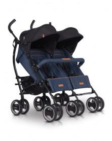 easyGO wózek bliźniaczy DUO COMFORT
