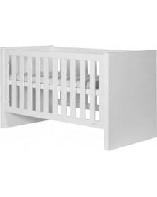 Pinio łóżeczko Lara białe 140x70cm
