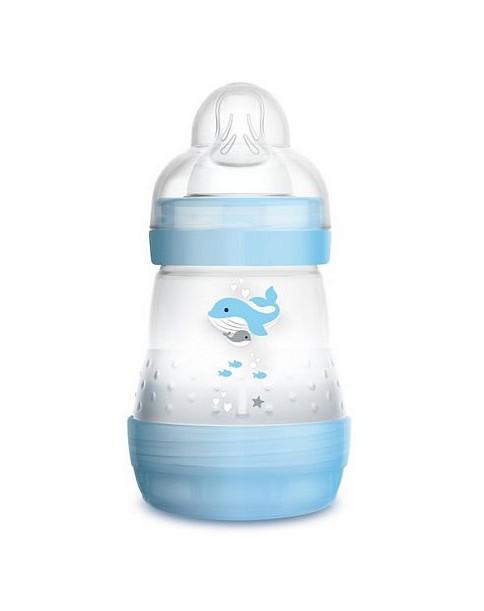 Mam butelka Anti-Colic 160ml niebieska