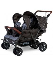 Childhome Quadruple Wózek spacerowy 4-osobowy