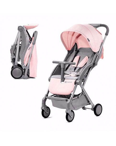 Kinderkraft wózek spacerowy PILOT Pink