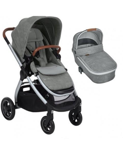 Maxi-Cosi wózek wielofunkcyjny Adorra+ Oria 2w1 Nomad Grey