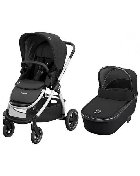 Maxi-Cosi wózek wielofunkcyjny Adorra+ Oria 2w1 Essential Black