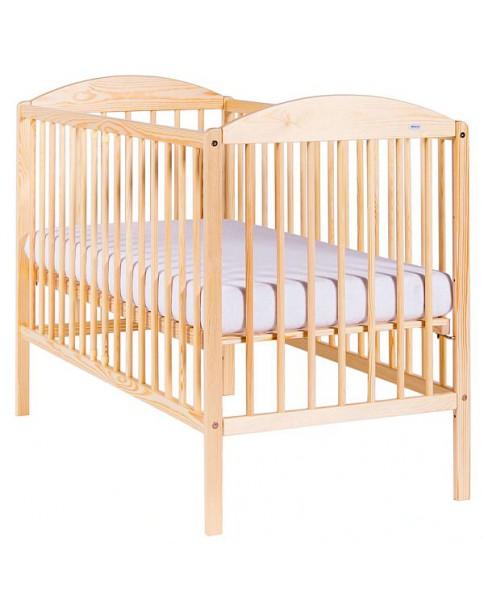 Drewex łóżeczko Kuba II sosna 120x60cm