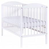 Drewex łóżeczko Kuba II białe 120x60cm