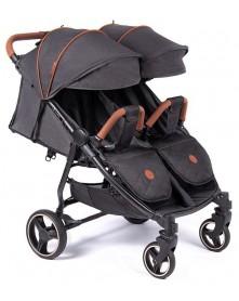 Coletto wózek Enzo Twin - bliźniaczy, wielofunkcyjny lub rok po roku